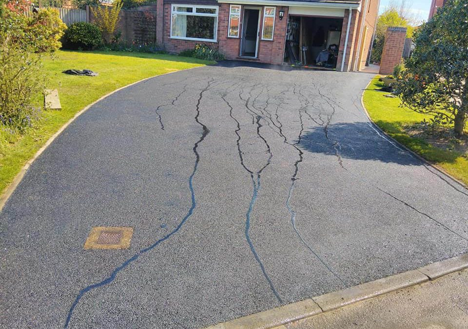 What is Tarmacadam?